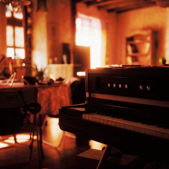 Piano and warming place