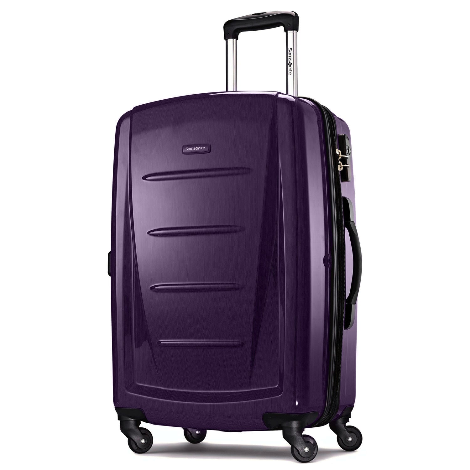 New Samsonite Carry On Suitcase – 66% off: $95.00