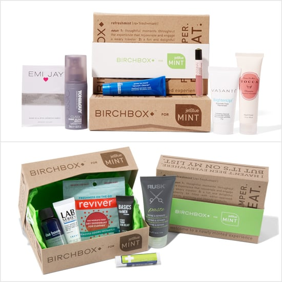 First-Class Beauty Kits