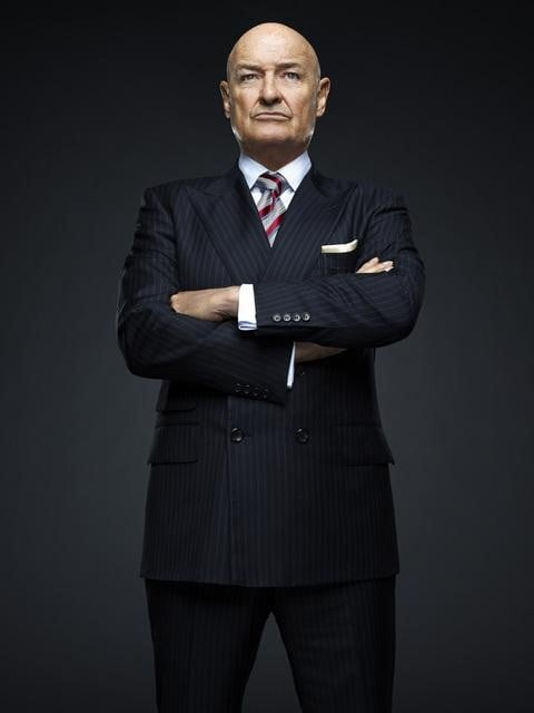 Terry O&#039;Quinn from 666 Park Avenue.
