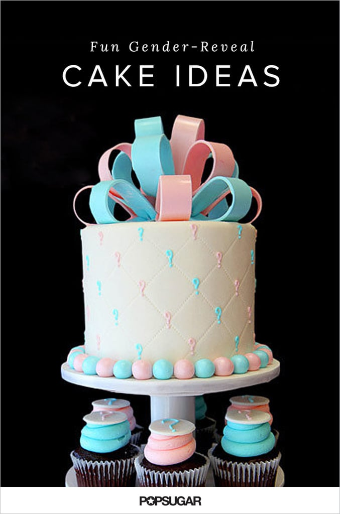 gender reveal cake ideas gender reveal cakes popsugar 4467
