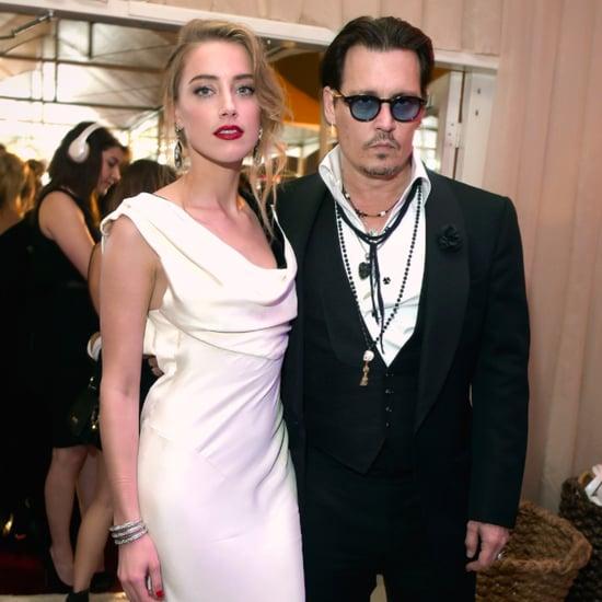 Johnny Depp Talks About Divorce May 2016