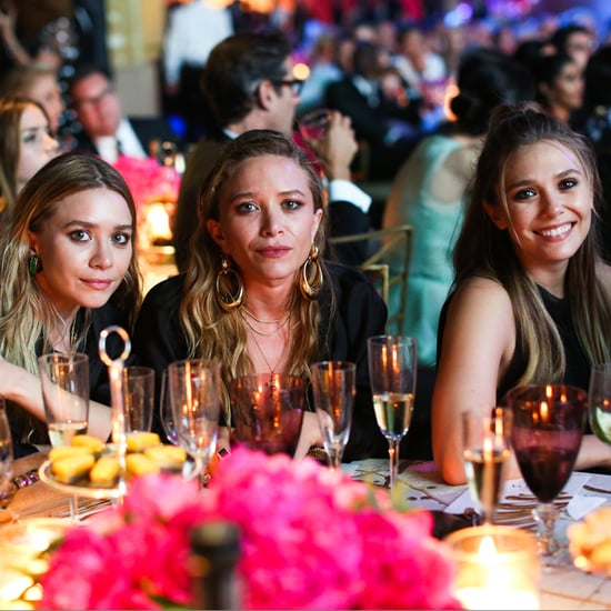 Ashley, Mary-Kate, and Elizabeth Olsen at CFDA Awards 2016