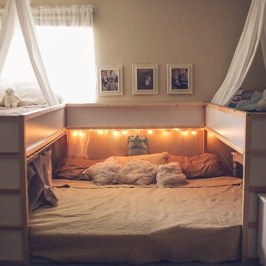 Ikea Bed Hack For Families Who Cosleep