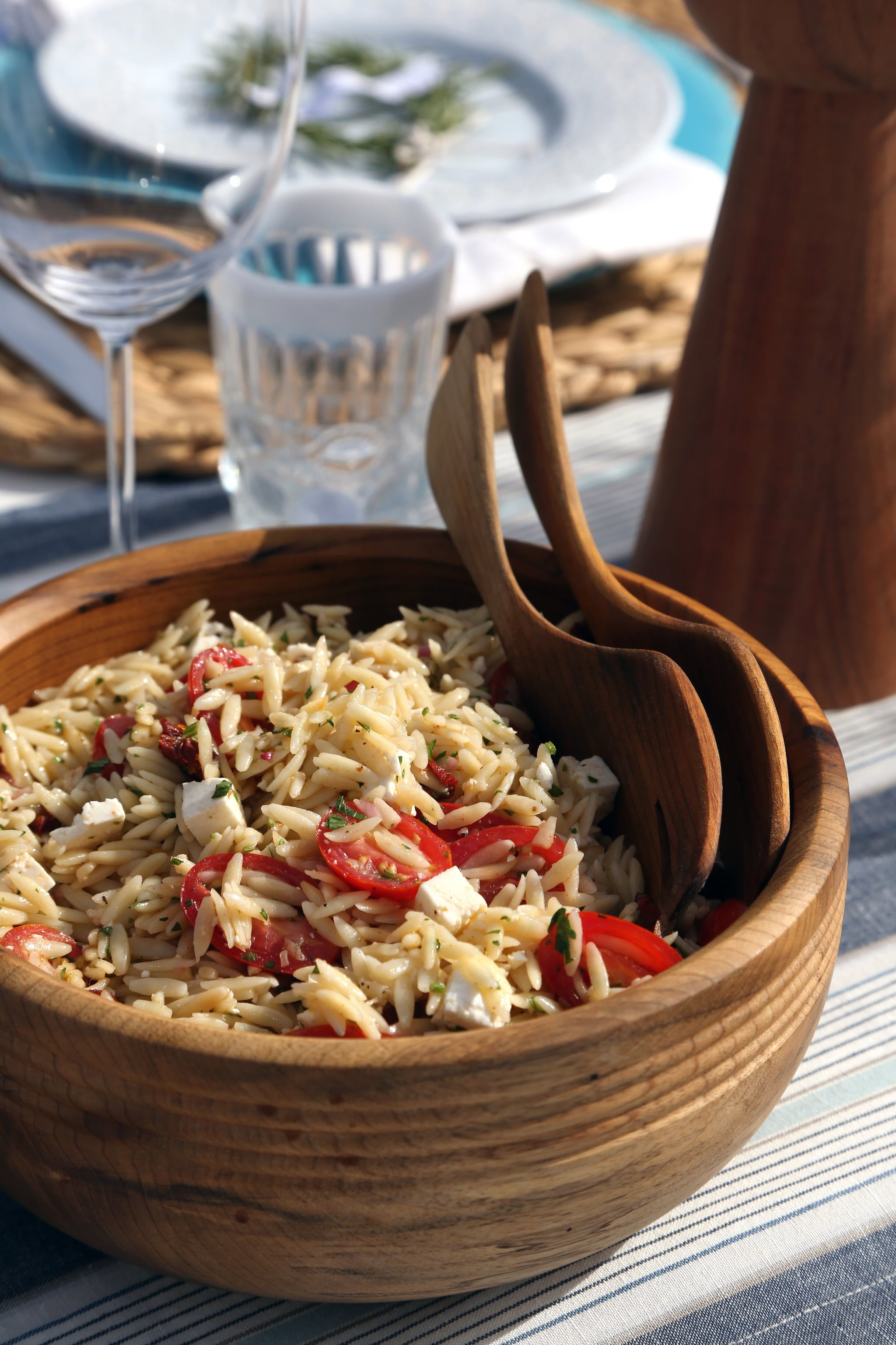 Meet Your New Favorite Picnic Pasta Salad