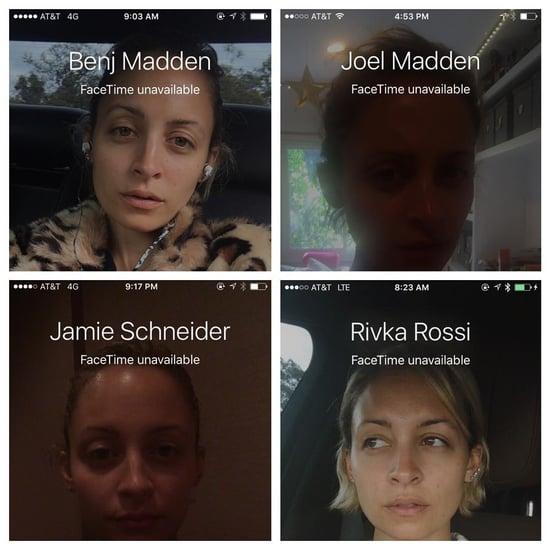 Nicole Richie's Best Friends Day Instagram Picture