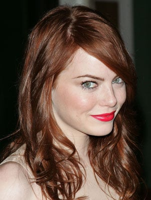 How To Wear Red Lipstick With Red Hair Popsugar Beauty