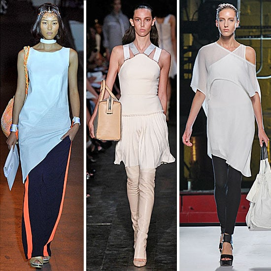 2012 spring summer new york fashion week trend dresses for When is fashion week over