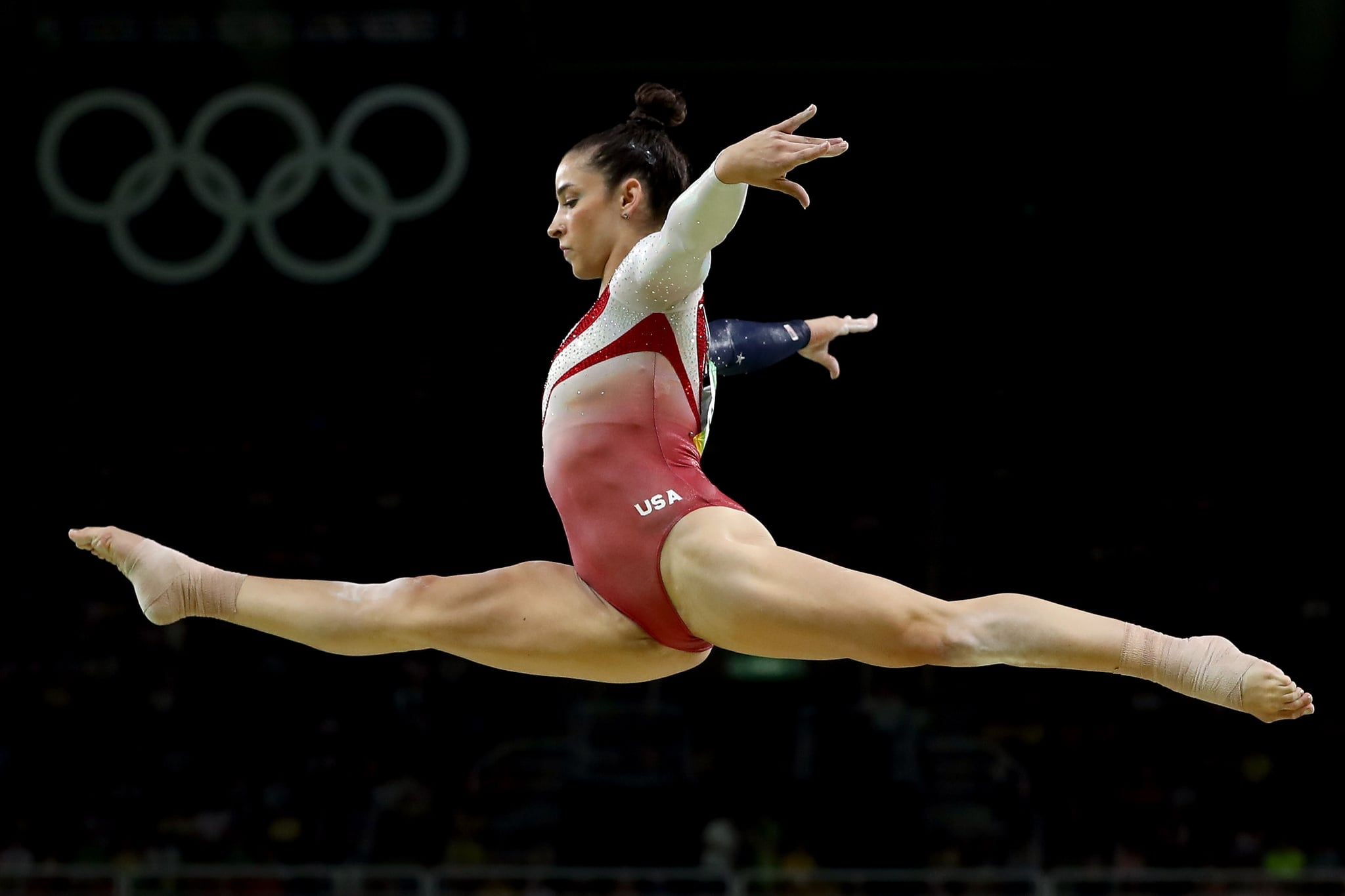 How Does Olympic Gymnastics Scoring Work Popsugar Fitness