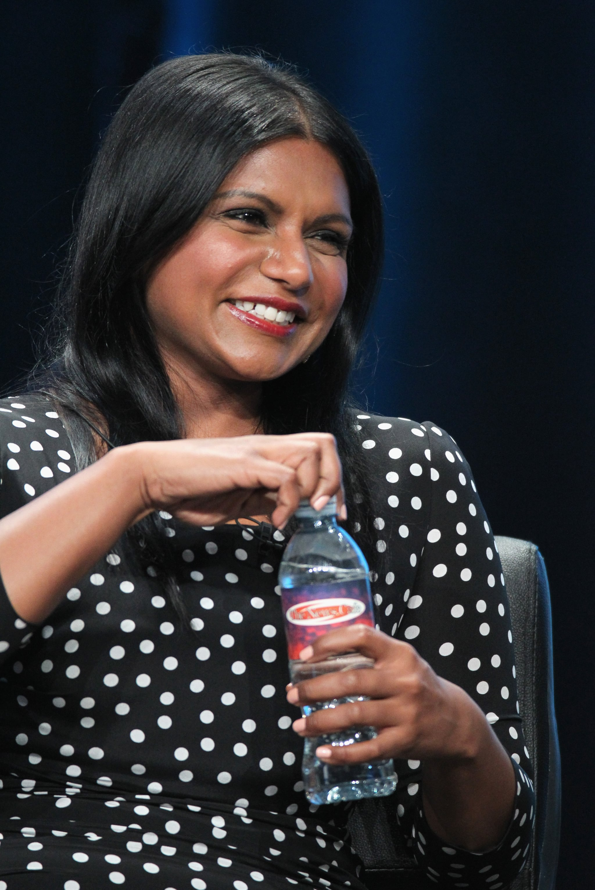 Not only is Mindy Kaling the star of The Mindy Project, she&#039;s also the creator and the executive producer.</p> <p>