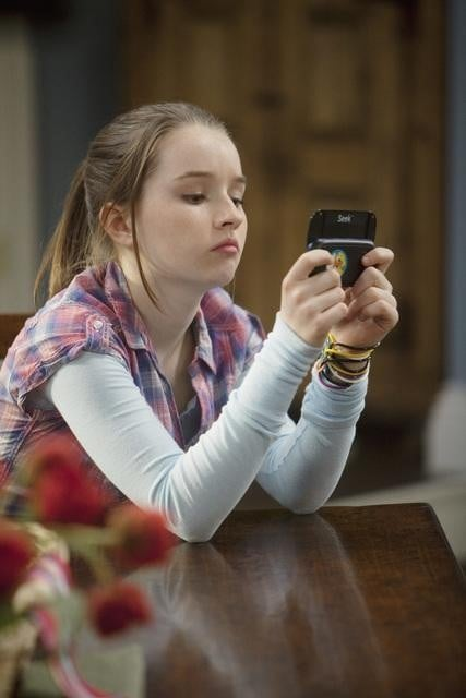 Kaitlyn Dever in ABC&#039;s Last Man Standing.</p> <p>Photo copyright 2011 ABC, Inc.