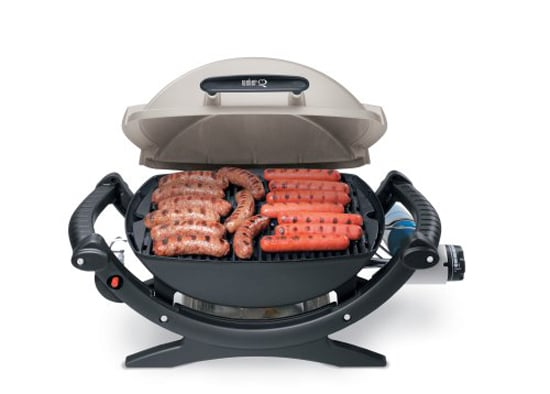 best propane grill best grills for small spaces popsugar food 13163