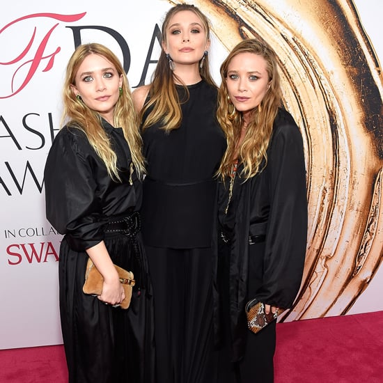Mary-Kate and Ashley Olsen Outfits at the CFDA Awards 2016