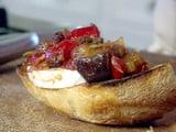 Caponata Picnic Sandwiches