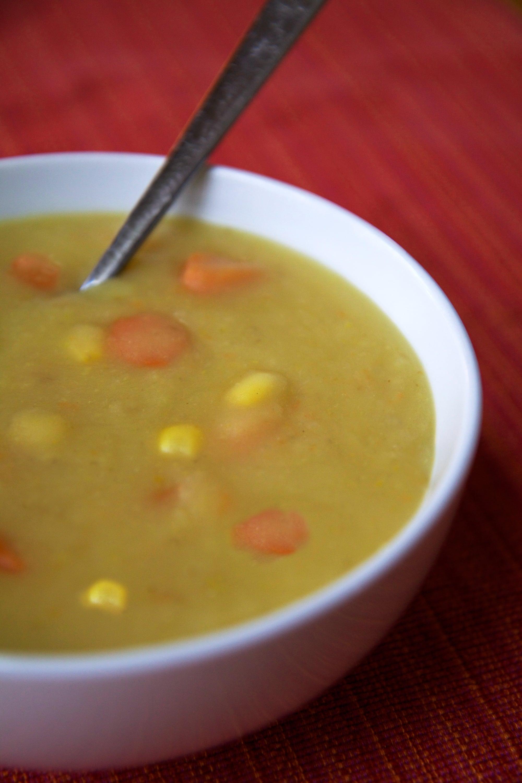 Recipe For Creamy Potato Leek Soup | POPSUGAR Fitness