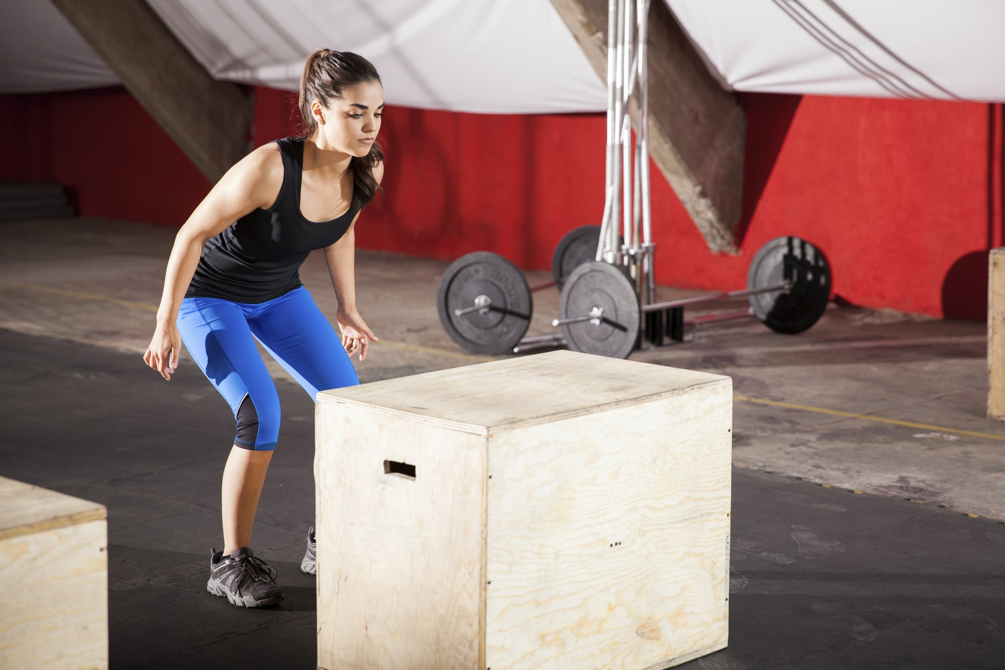 Full Body Crossfit Burpee Variations And Workouts