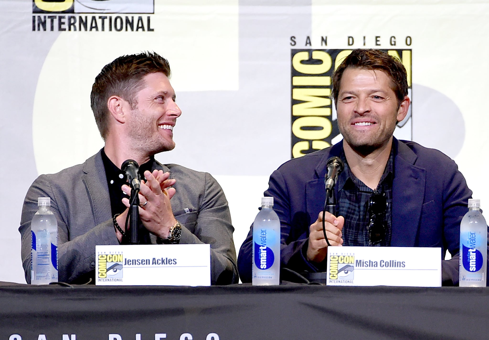 Jared padalecki quotes - While There Were Scores Of Noteworthy Parts Of The Event Like Jensen Ackles S Tidbit About His Daughter Jared Padalecki S Quote