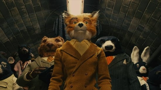 Review of Wes Anderson's Fantastic Mr. Fox