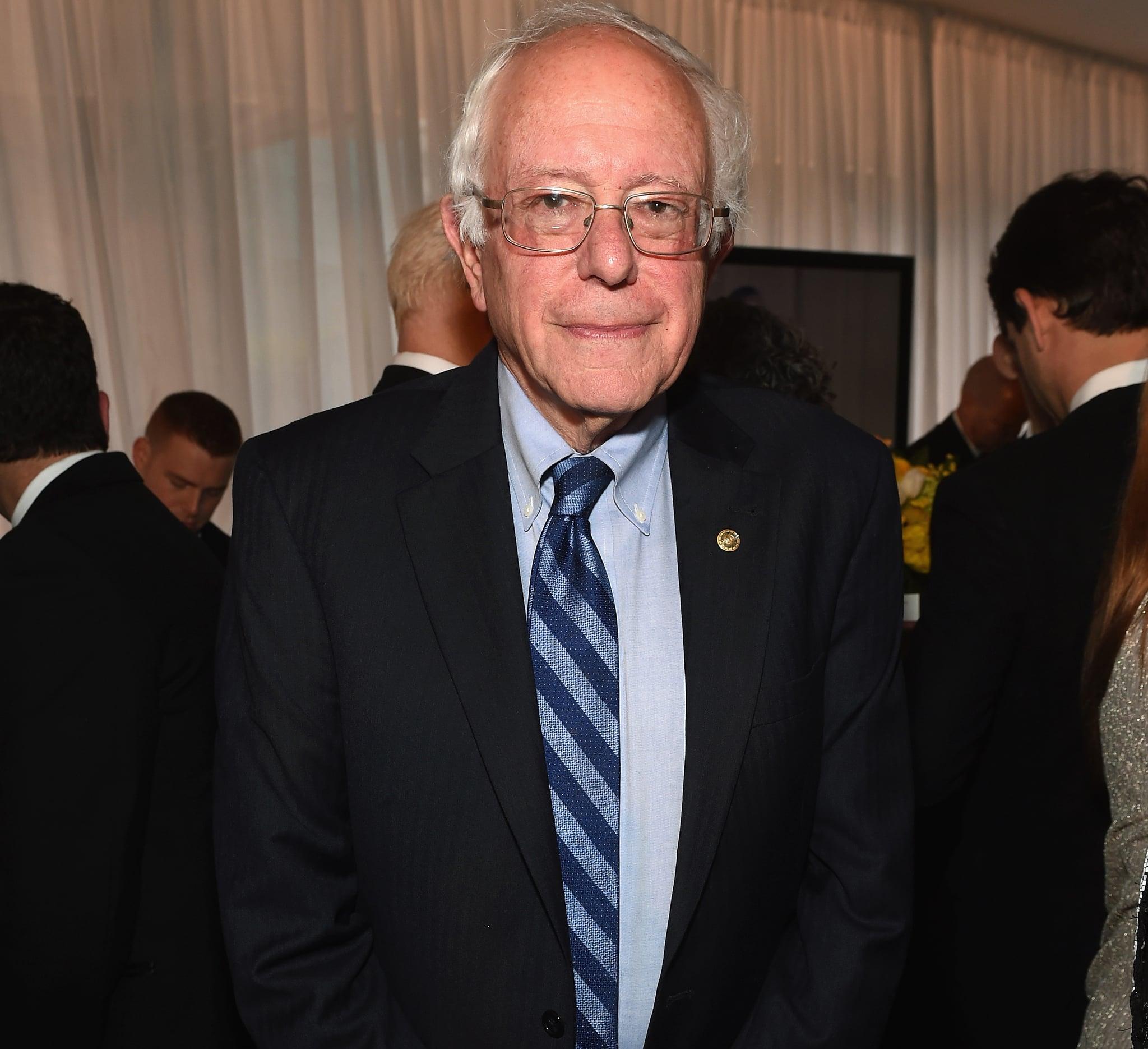 Bernie Sanders At White House Correspondents 39 Dinner 2016
