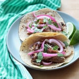 Slow-Cooker Carnitas Tacos with Pickled Onions