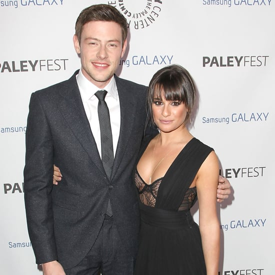 Lea Michele Rend Hommage à Cory Monteith