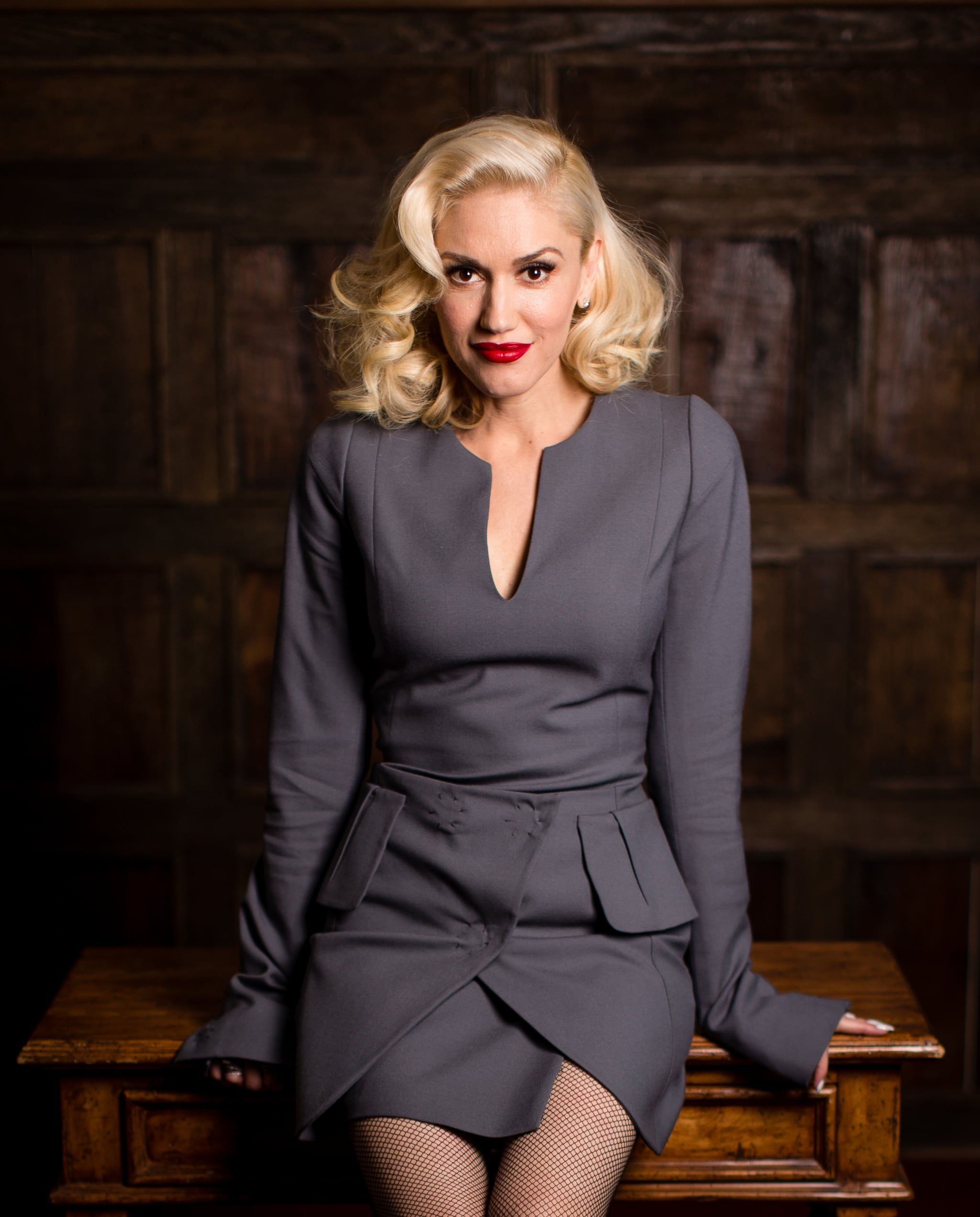 Gwen Stefani Talks About Her Divorce in GQ April 2016 ... Gwen Stefani