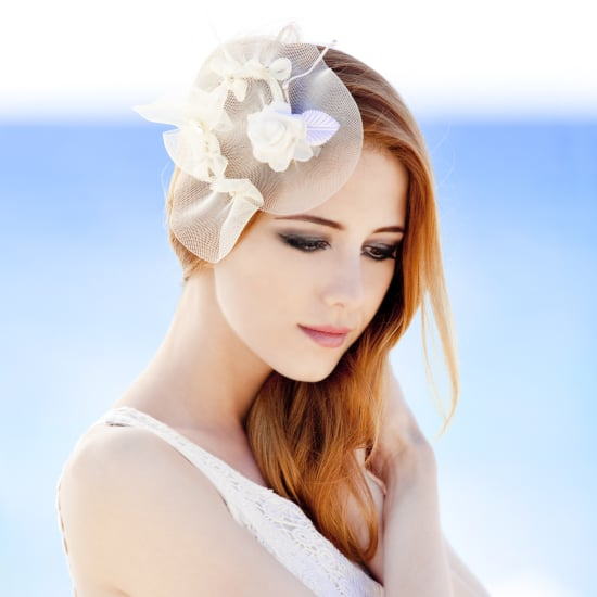Beach Bridal Makeup Ideas : Beach Wedding Hair Tips POPSUGAR Beauty