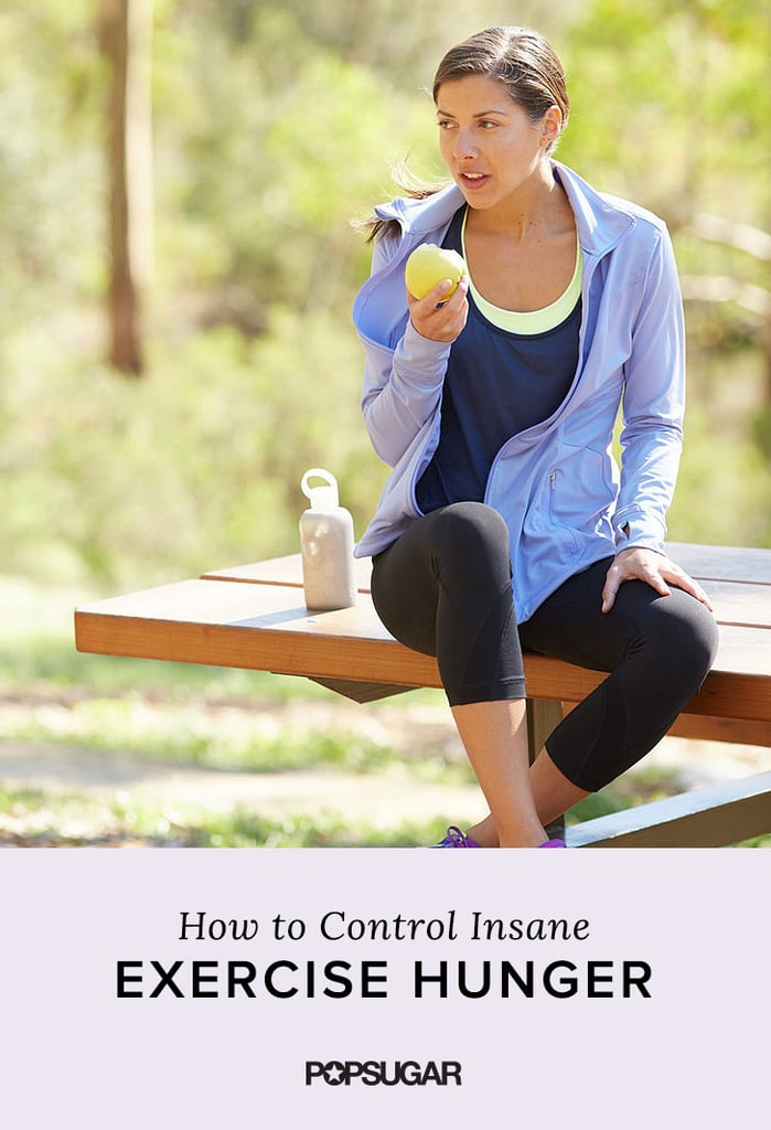 How to Deal With Insane Hunger When Exercising For Weight Loss