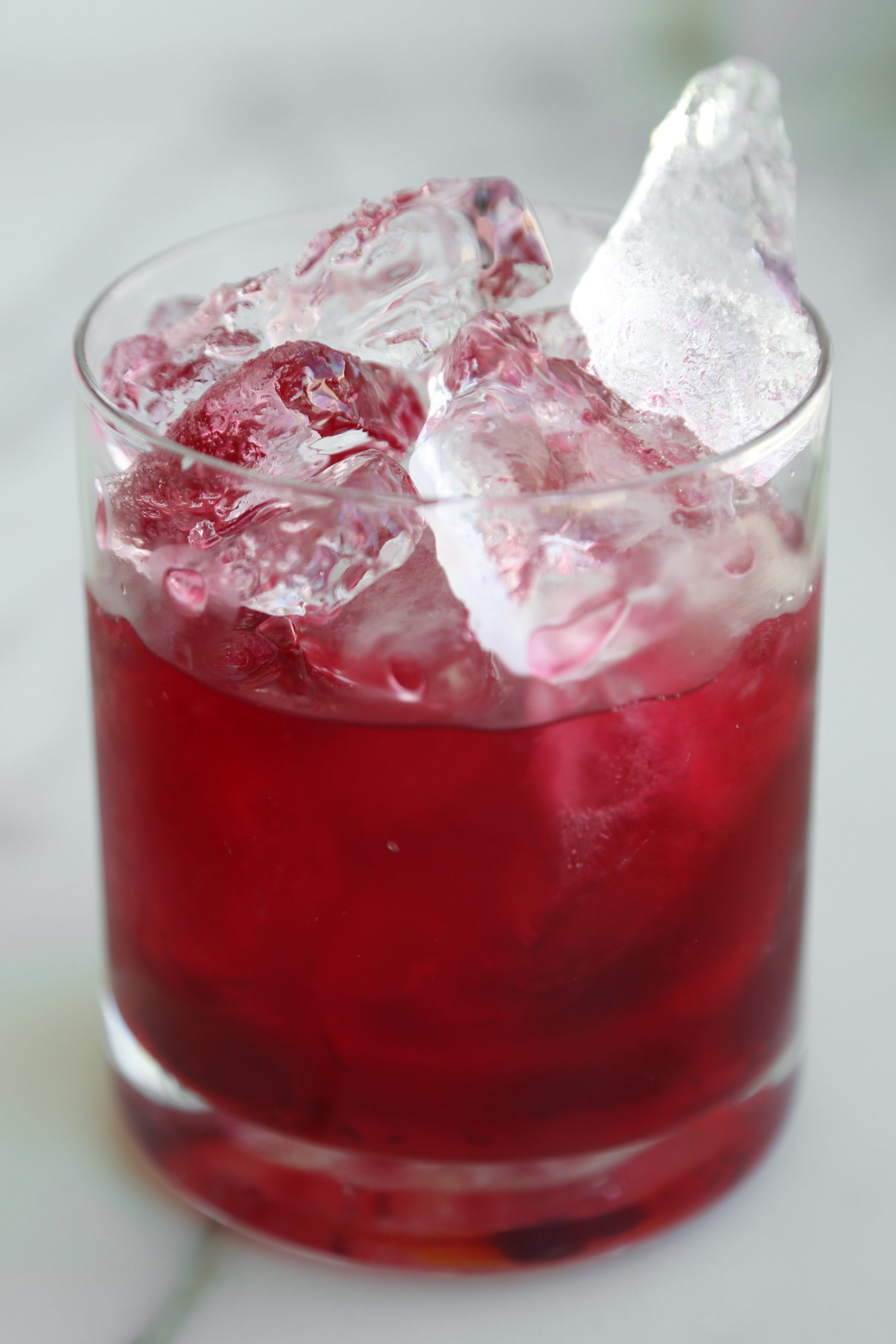 Easy cranberry vodka cocktail recipe popsugar food for Vodka mixed drink recipes simple