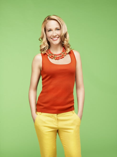 Anna Camp on The Mindy Project.