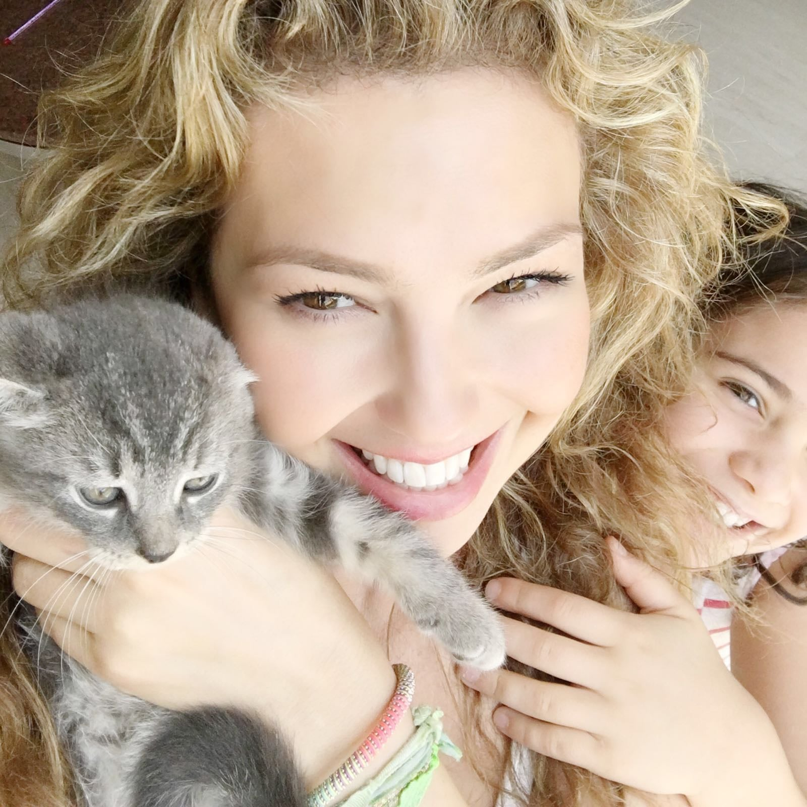 Thalia's Wishes For Her Kids | POPSUGAR Latina