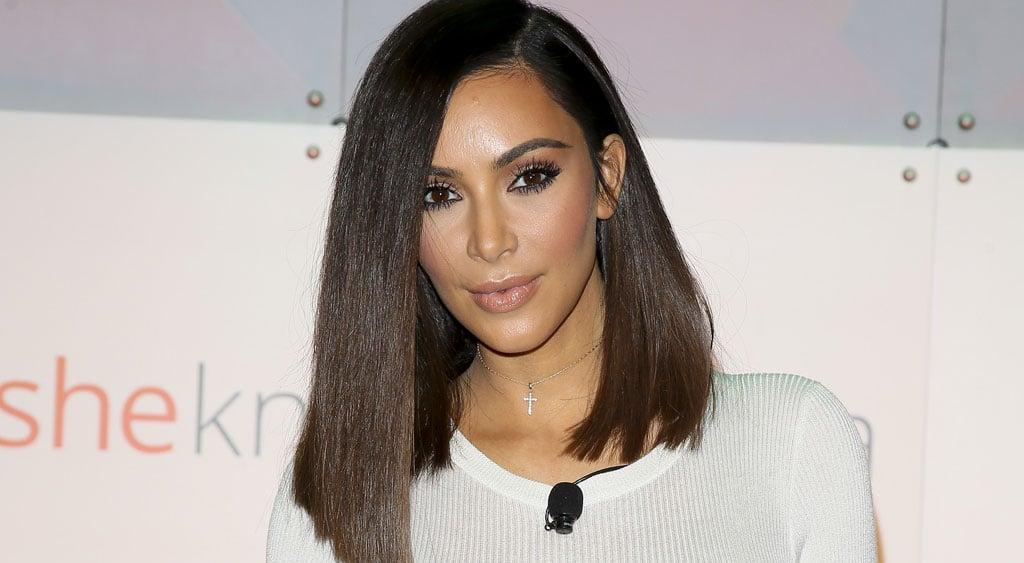 Kim Kardashian Quotes About Her Kids August 2016   POPSUGAR Celebrity Kim Kardashian