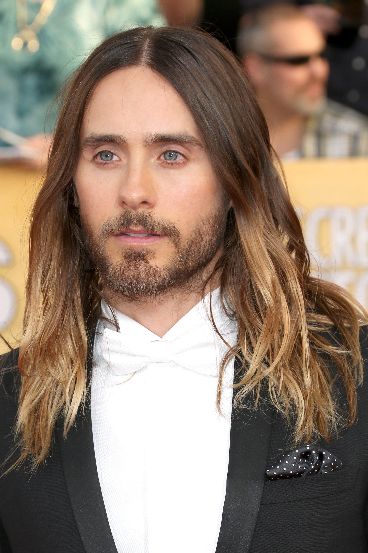 Jared Leto's Hair at SAG Awards 2014 | POPSUGAR Beauty