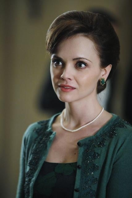 Christina Ricci in ABC&#039;s Pan Am.	