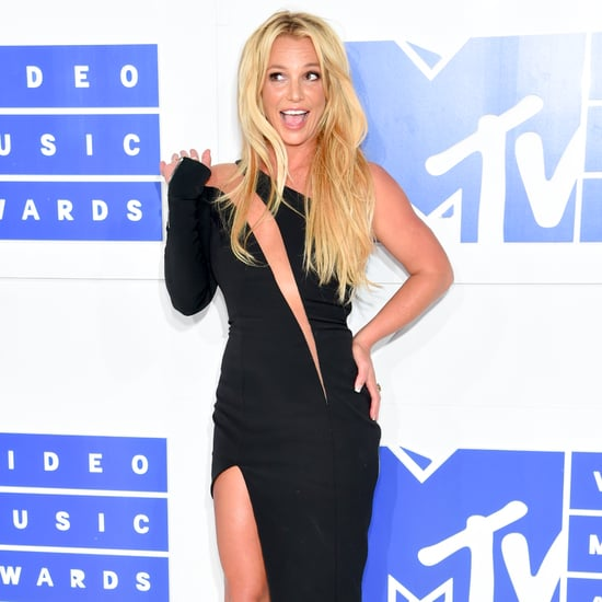 Britney Spears aux MTV VMAs 2016