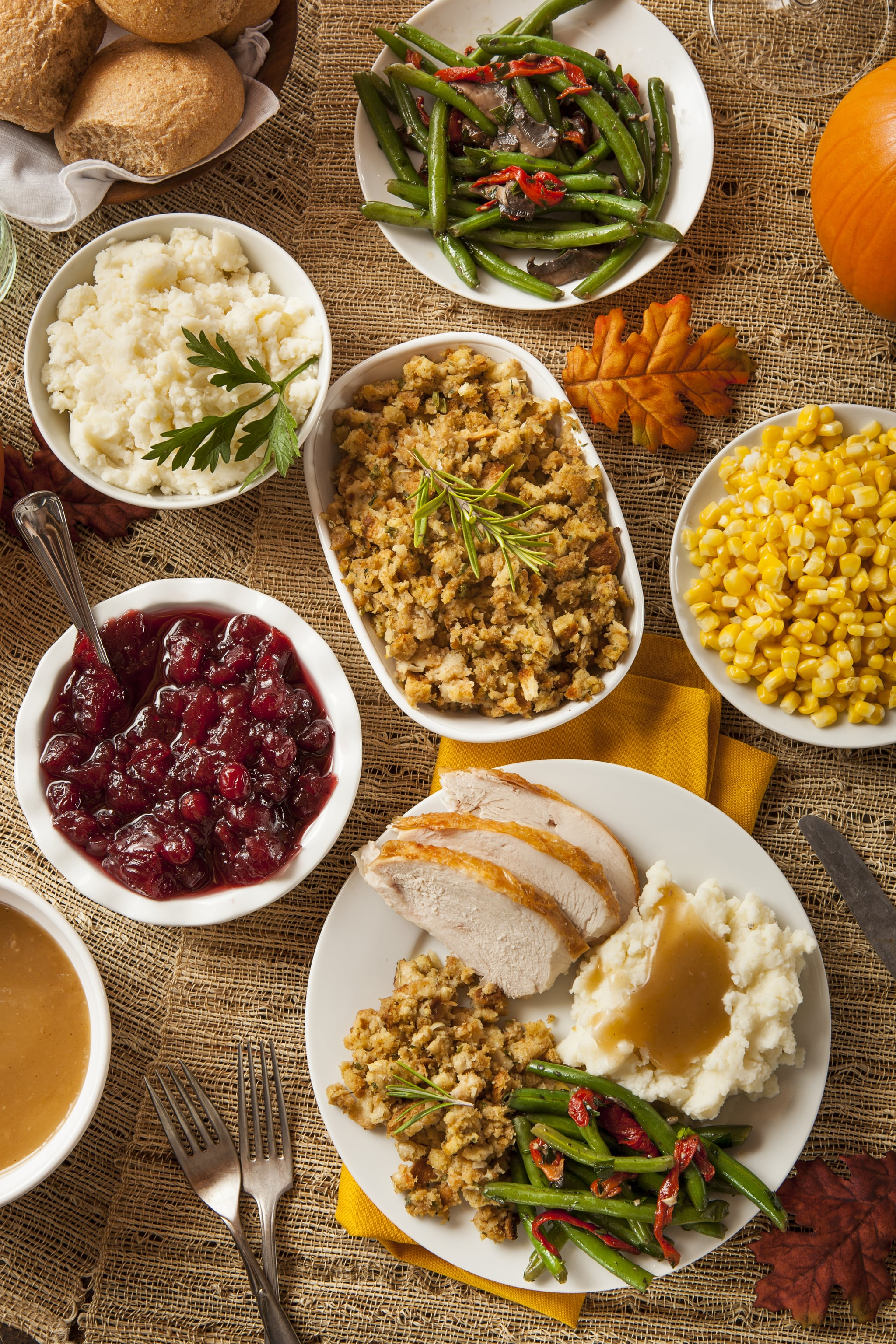 images of thanksgiving foods thanksgiving survey statistics and fun facts popsugar food 4147