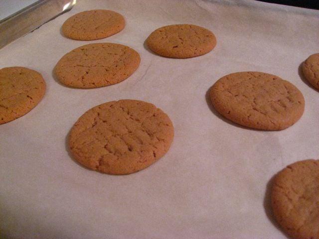 Regular cookies.