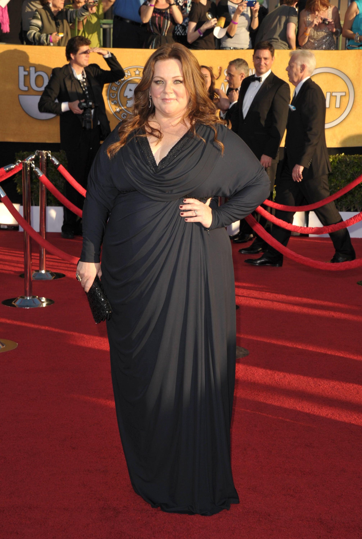 Melissa McCarthy at the SAG Awards