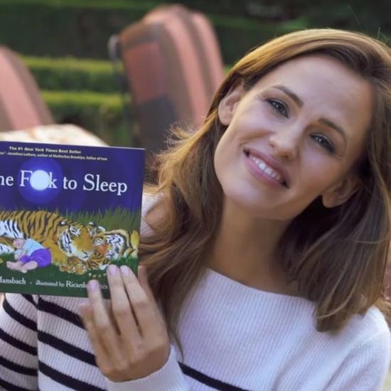 Jennifer Garner Reads Go the Fuck to Sleep