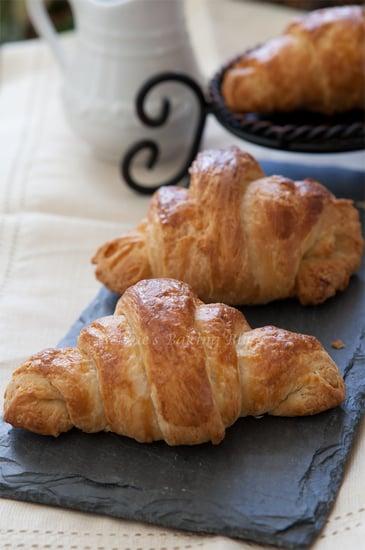 gluten free pâte croissant