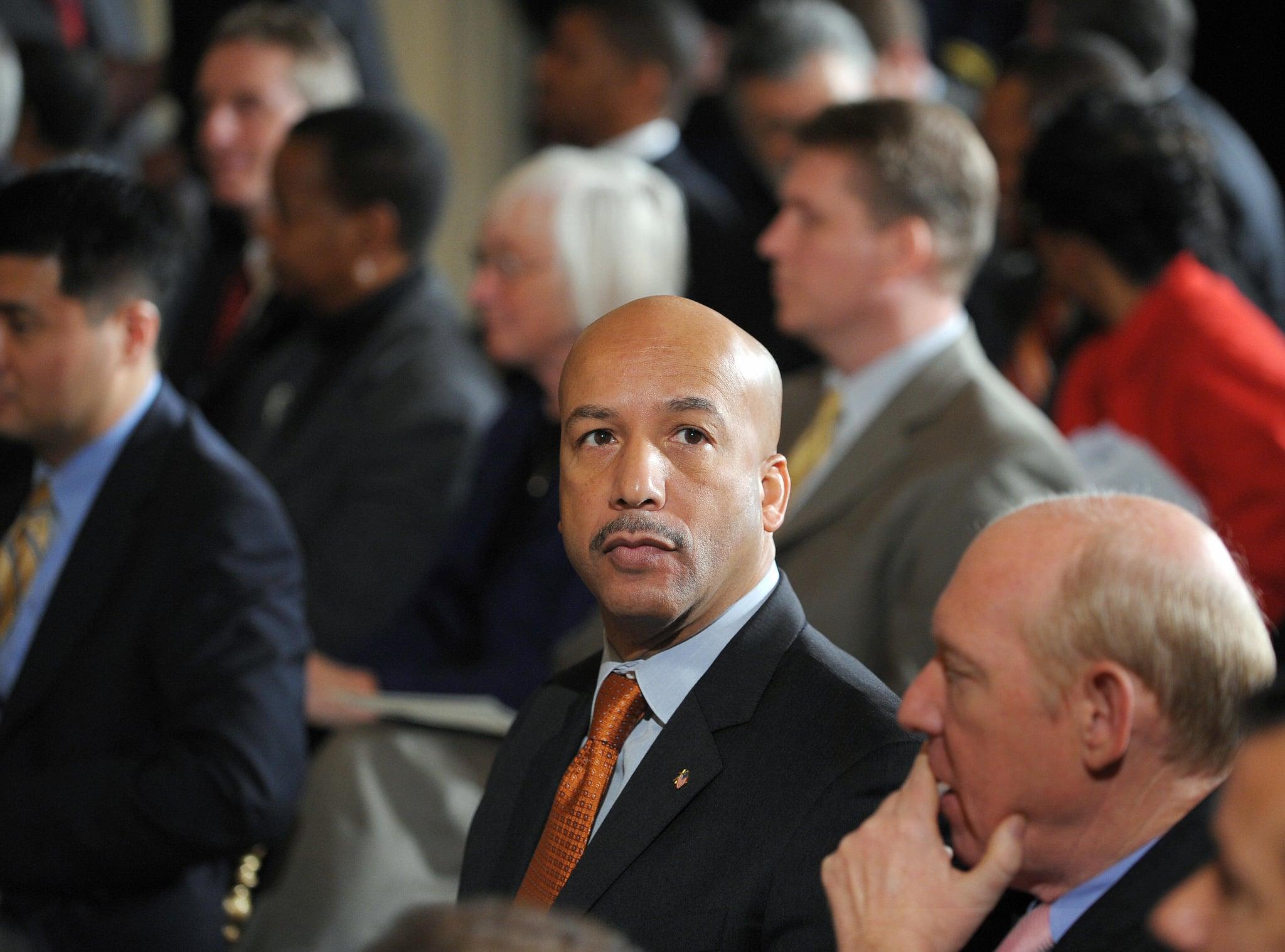New Orleans Mayor Ray Nagin