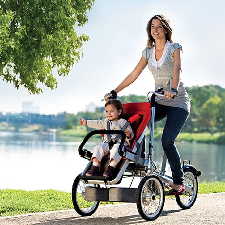 taga bike stroller popsugar moms. Black Bedroom Furniture Sets. Home Design Ideas
