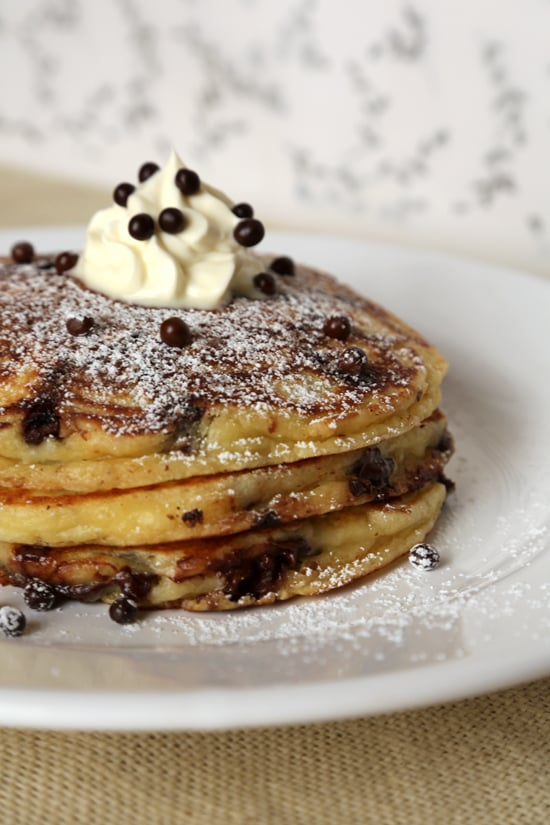 Chocolate Chip Pancake Recipes From Scratch