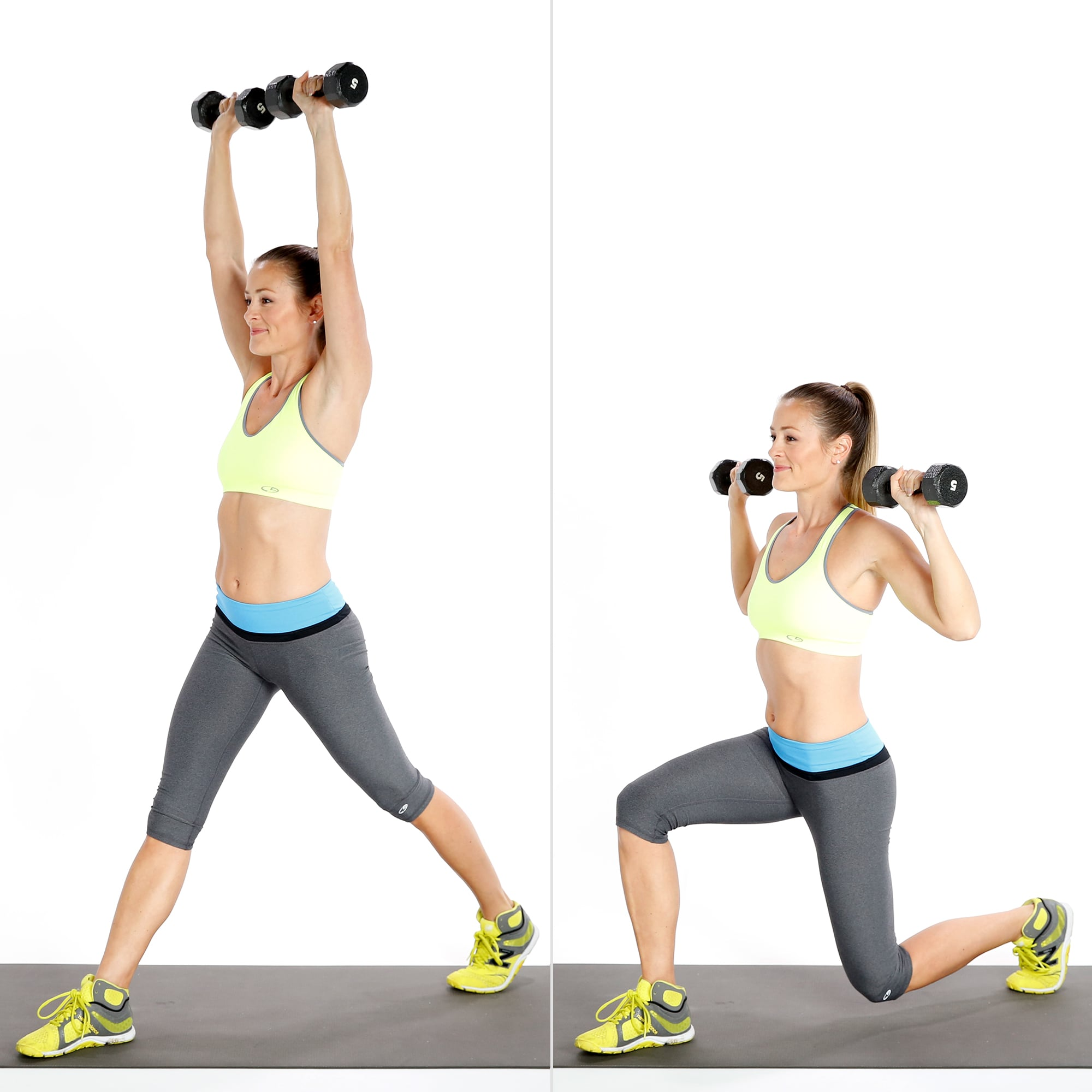 overhead exercise Find the best exercises with our exercise guides and build  sit down on a bench with back support and grasp a dumbbell with both hands and hold it overhead at arm.