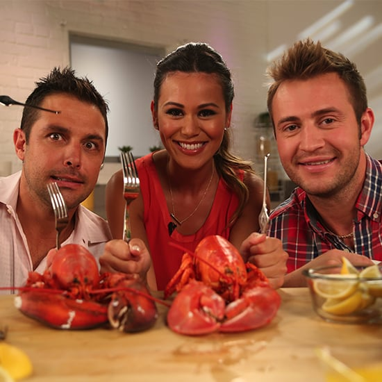 How to Cook and Eat Live Lobster | Video
