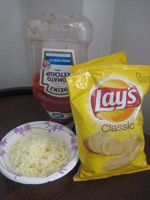 Armenian Chips Cheese
