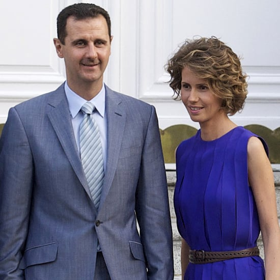 Bashar al-Assad and Asma al-Assad | POPSUGAR Celebrity