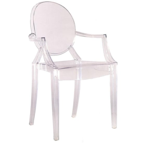 Crave Worthy Missoni Paulistano Armchair: Crave Worthy: Philippe Starck Louis Ghost Chair