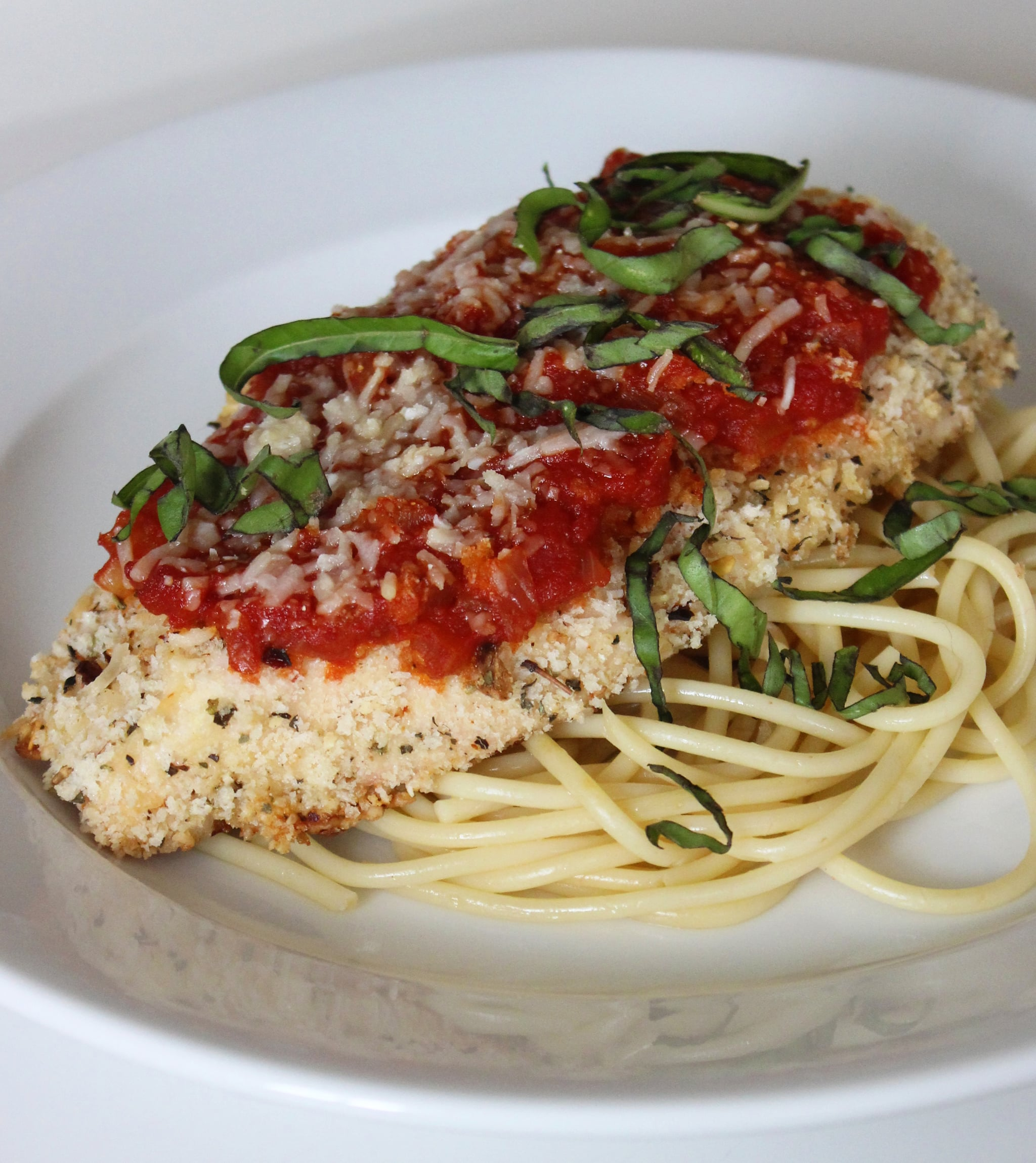 Healthy Low Fat Chicken Parmesan Lunch And Dinner Recipe Popsugar Fitness Australia