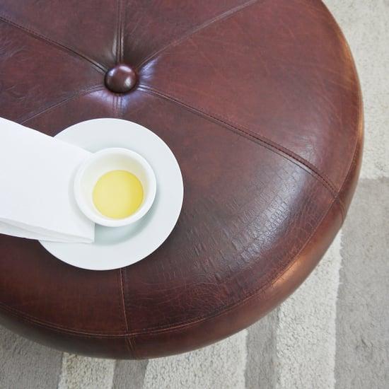 Popsugar Smart Living: Homemade Leather Furniture Cleaner